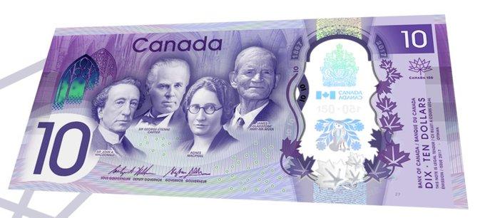 6 tờ tiền đẹp nhất thế giới
