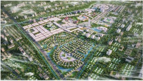 Điểm cộng của dự án Kiến Tường Central Mall tại Long An