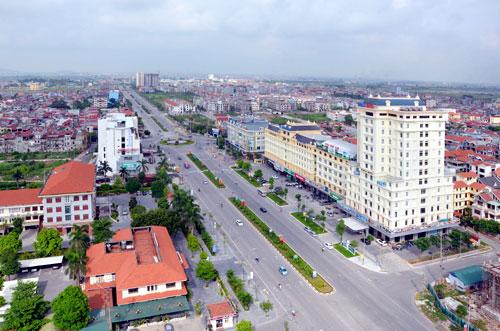 Thành phố Bắc Ninh. Ảnh: UBND tỉnh Bắc Ninh