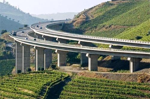 Phối cảnhdự án cao tốc Vân Đồn - Móng Cái (Quảng Ninh).Ảnh: Minh Cương