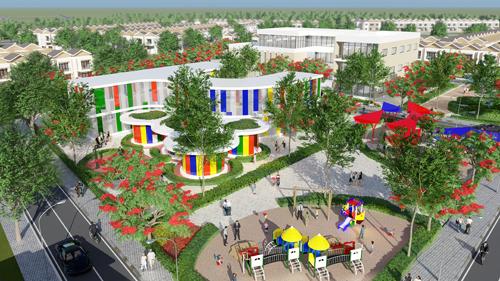 First Real Miền Nam ra mắt khu đô thị Trị Yên Riverside tại Long An