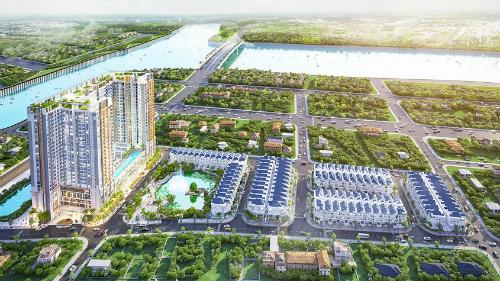 Nguồn cung căn hộ mới tại TP HCM tăng cao