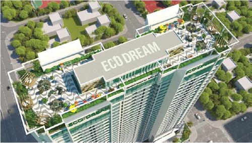 Cơ hội nhận giải thưởng du lịch châu Âu khi mua Eco Dream