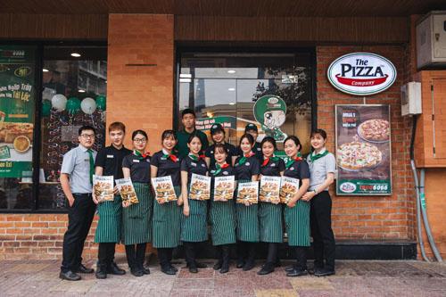 Bí quyết xây dựng chuỗi 50 cửa hàng của The Pizza Company