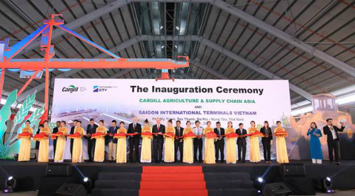 Cargill vận hành nhà kho công suất 80.000 tấn tại Việt Nam