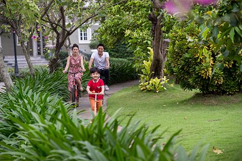 Mở bán đợt hai đô thị Dragon Village khu Đông Sài Gòn