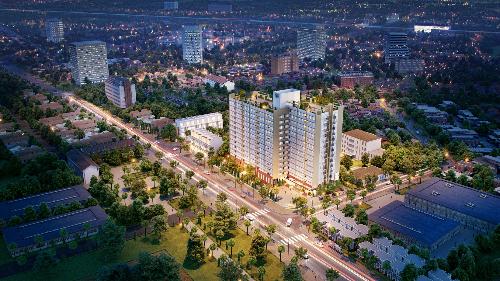 Thuduc House khởi công dự án căn hộ Citrine Apartment