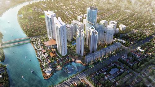 Dự án tỷ USD tại Nam Sài Gòn chú trọng yếu tố PCCC