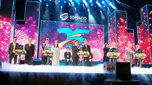 Dược phẩm Sohaco nhận huân chương lao động hạng nhất