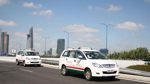 Vinasun đang đẩy mạnh hoạt động nhượng quyền thương mại thay cho kinh doanh taxi truyền thống.