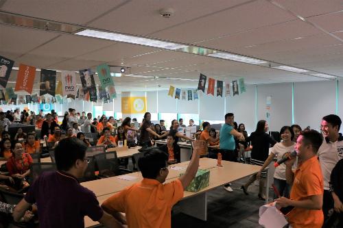 FWD kinh doanh hiệu quả nhờ chiến thuật trao quyền cho nhân viên