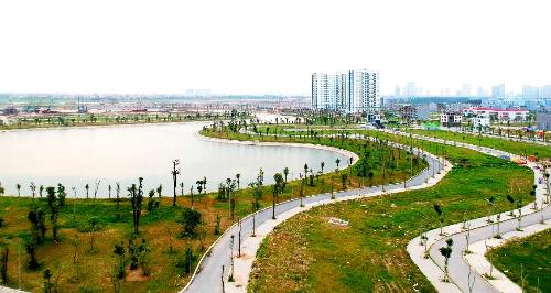 Khu đô thị Thanh Hà - Cienco5 Land nhận giải thưởng 'Nhà ở xã hội tốt nhất'