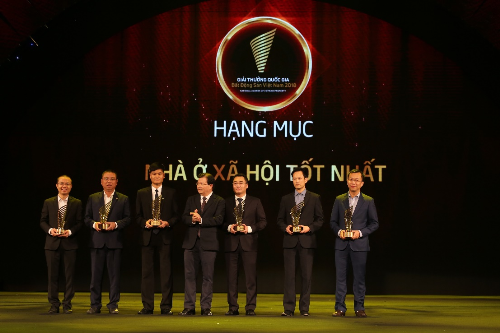 Khu đô thị Thanh Hà - Cienco5 Land nhận giải thưởng Nhà ở xã hội tốt nhất - ảnh 2
