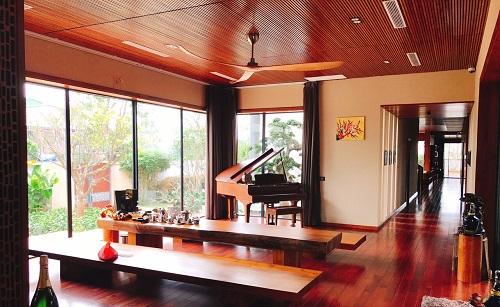 10 mẫu quạt trần cao cấp hút khách của Royal Home