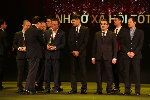 Khu đô thị Thanh Hà - Cienco5 Land nhận giải thưởng Nhà ở xã hội tốt nhất - ảnh 3
