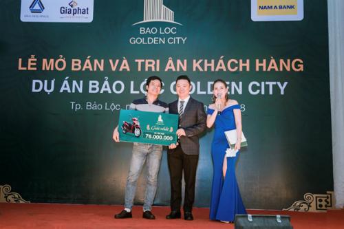 Bảo Lộc Golden City mở bán thành công đợt một