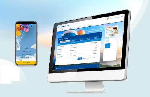 hai kênh Internet Banking (https://www.isacombank.com.vn)  và Mobile Banking (ứng dụng Sacombank mBanking, tải về từ App Store hay Google Play)