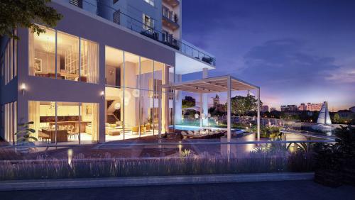 Biệt thự Pool Villa - Điểm nhấn ấn tượng của khu dân cư cao cấp Diamond Island