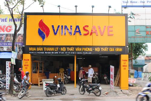 Tiết kiệm chi phí nhờ mua hàng thanh lý giá rẻ tại VinaSave