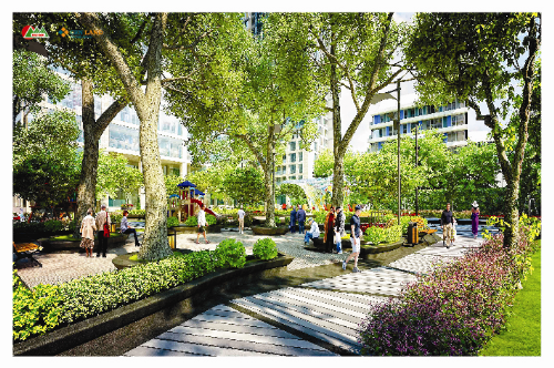 Khai Sơn City - Dự án phong cách Mỹ giữa lòng Thủ đô