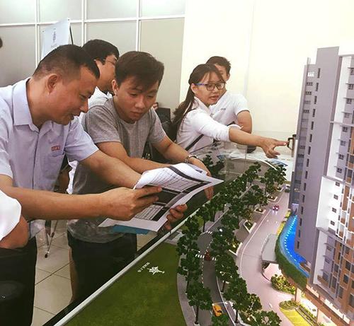 Người mua căn hộ soi chuẩn PCCC khi tìm hiểu dự án