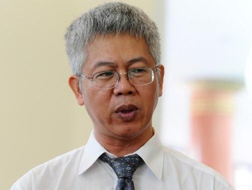 Ông Nguyễn Đức Kiên - Phó chủ nhiệm Uỷ ban Kinh tế Quốc hội.