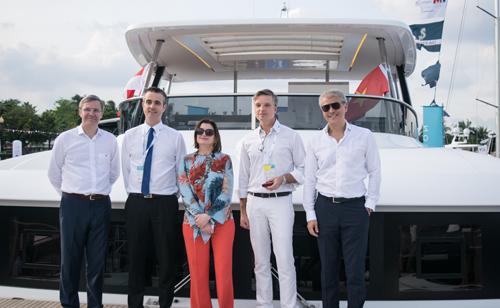 Doanh nghiệp Việt lần đầu dự triển lãm du thuyền xa xỉ lớn nhất châu Á