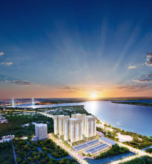 Hơn 50 tiện ích tại Q7 Saigon Riverside Complex