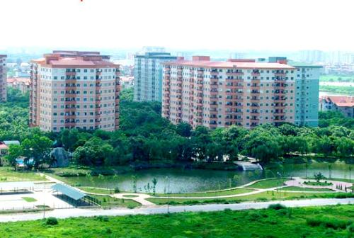 HUD1 ra mắt dự án cao cấp ở Định Công