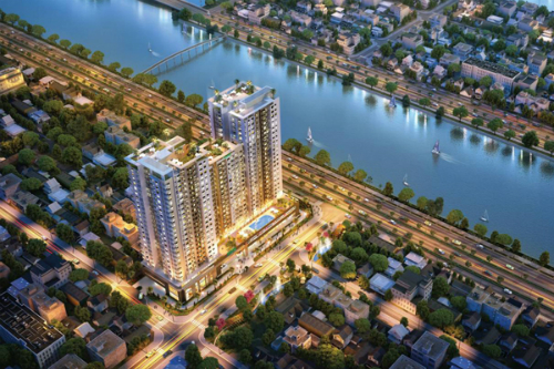 Vietcomreal ra mắt dự án Viva Riverside