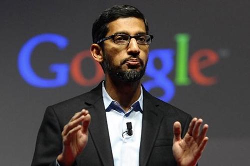 CEO Google sắp có khoản thưởng 400 triệu USD