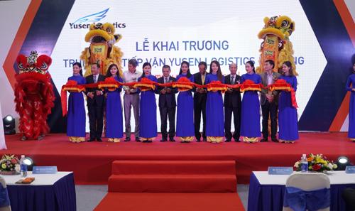 Yusen Vietnam khai trương trung tâm tiếp vận logistics 5 triệu USD tại Đà Nẵng