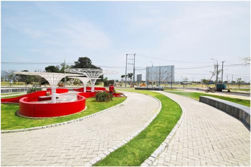 Hệ thống công viên theo tiêu chuẩn quốc tế tại Đà Nẵng