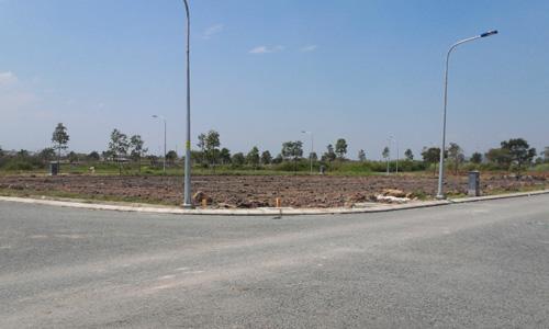 Đất nền một dự án