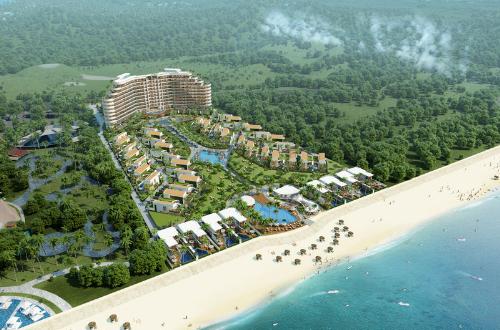 Kahuna Hồ Tràm Strip ra mắt tại Hà Nội