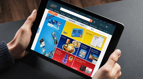 Lazada chiếm ưu thế về thương mại điện tử ở Đông Nam Á