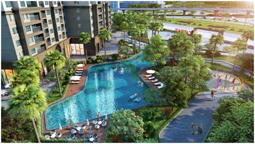 Những lý do căn hộ hạng sang phía Tây Hà Nội hút khách