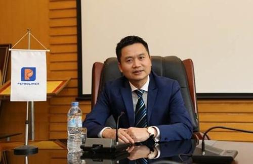 Petrolimex có chủ tịch mới