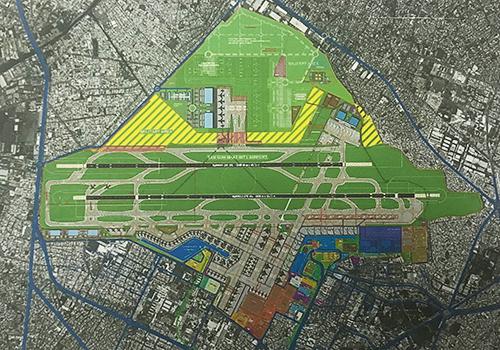 Đại gia sân bay rót 9.800 tỷ xây nhà ga hành khách Tân Sơn Nhất