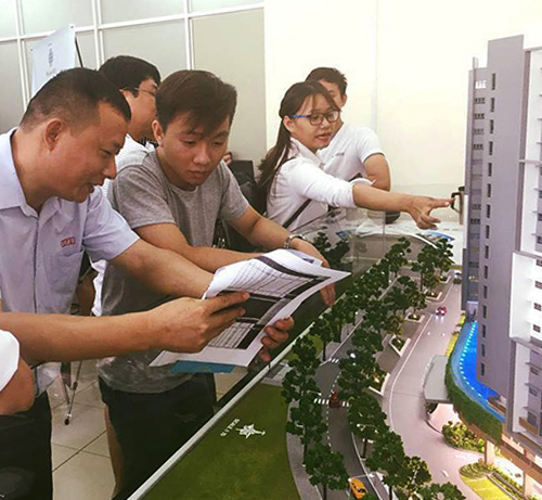 Môi giới địa ốc Sài Gòn chuyển hướng về thị trường Biên Hòa