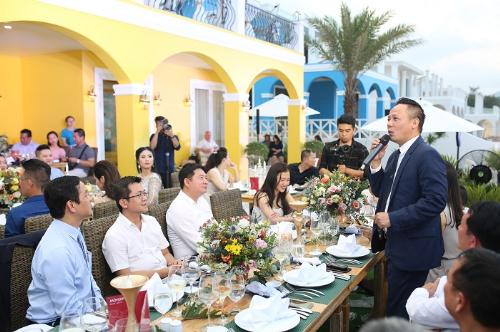 Chất Địa Trung Hải tại tổ hợp biệt thự Movenpick Resort Lăng Cô