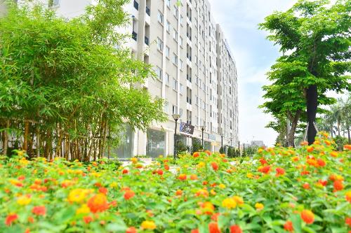 Dự án nhà ở xã hội đầy đủ tiện ích tại phía Tây Hà Nội