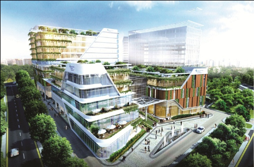 Những khu đô thị lớn tại Hà Nội - 1