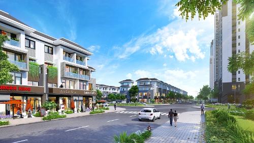 Không gian sống xanh tại khu đô thị Lavila Đông Sài Gòn 2