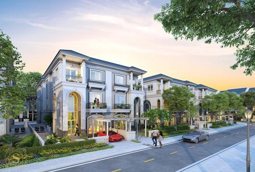 DKRA Việt Nam phân phối độc quyền khu biệt thự cao cấp Sol Villas
