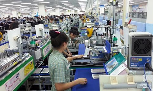 VEPR: Năng suất lao động một số ngành Việt Nam thua Campuchia