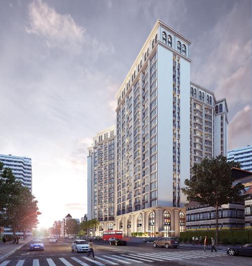 Dự án hơn 2.500 tỷ gần phố cổ mở bán 30 căn hộ cuối cùng