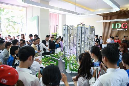 Căn hộ thông minh giá từ 1,2 tỷ đồng ở Nam Sài Gòn
