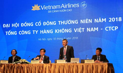 Cổ đông Vietnam Airlines thông qua kế hoạch chuyển sàn