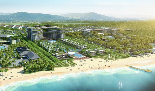 Best Western Premier Sonasea Phu Quoc - dự án mang phong cách Mỹ
